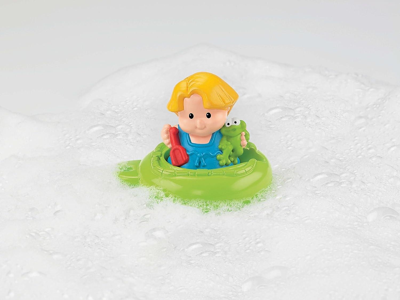 Fisher-Price Little People Splash n Scoop Bath Bar Fisher Price W9950