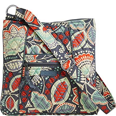 Image Unavailable. Image not available for. Color  Vera Bradley Women s  Hipster Nomadic Floral Cross Body cb449d6934d12