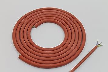 Doubl eyou g & B® Silicona sihf Cable de J 3 x 1,5