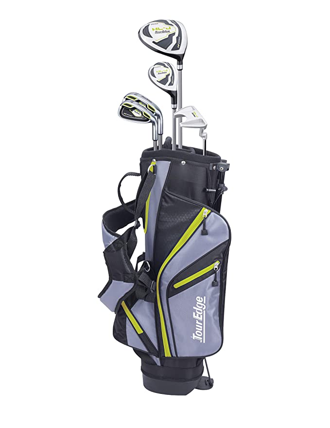 Amazon.com: Tour Edge HL-J - Juego completo de golf con ...