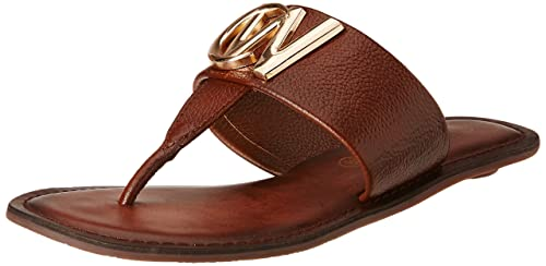 Catwalk Women's Leather Fashion Sandals at amazon