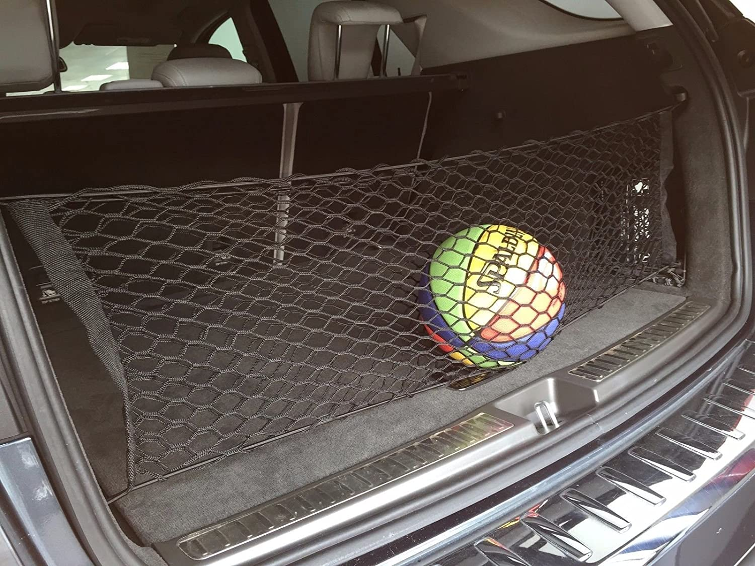 Envelope Trunk Cargo Net for Mercedes-Benz GLE350 GLE350d GLE400 GLE63 AMG 2016 2017 2018 2019 New