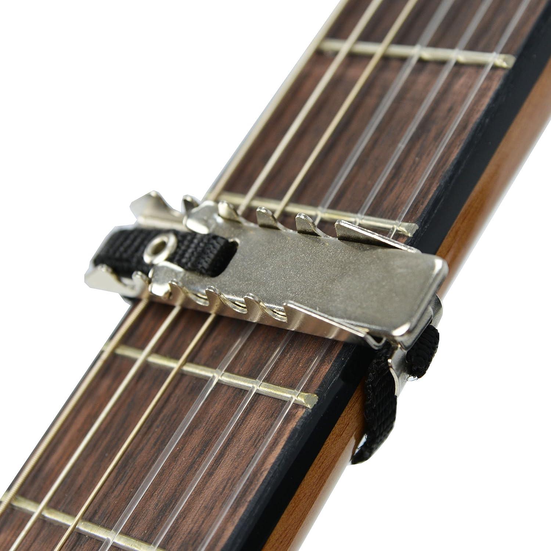 Stagg SCPM-F - Cejilla para guitarra para guitarra clásica, color ...