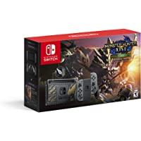 Nintendo Switch MONSTER HUNTER RISE Deluxe Edition System