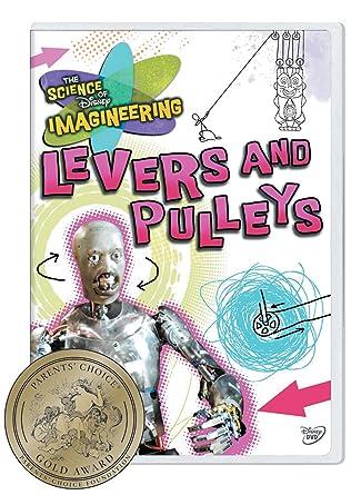 Amazon.com: The Science of Disney Imagineering: Levers & Pulleys ...