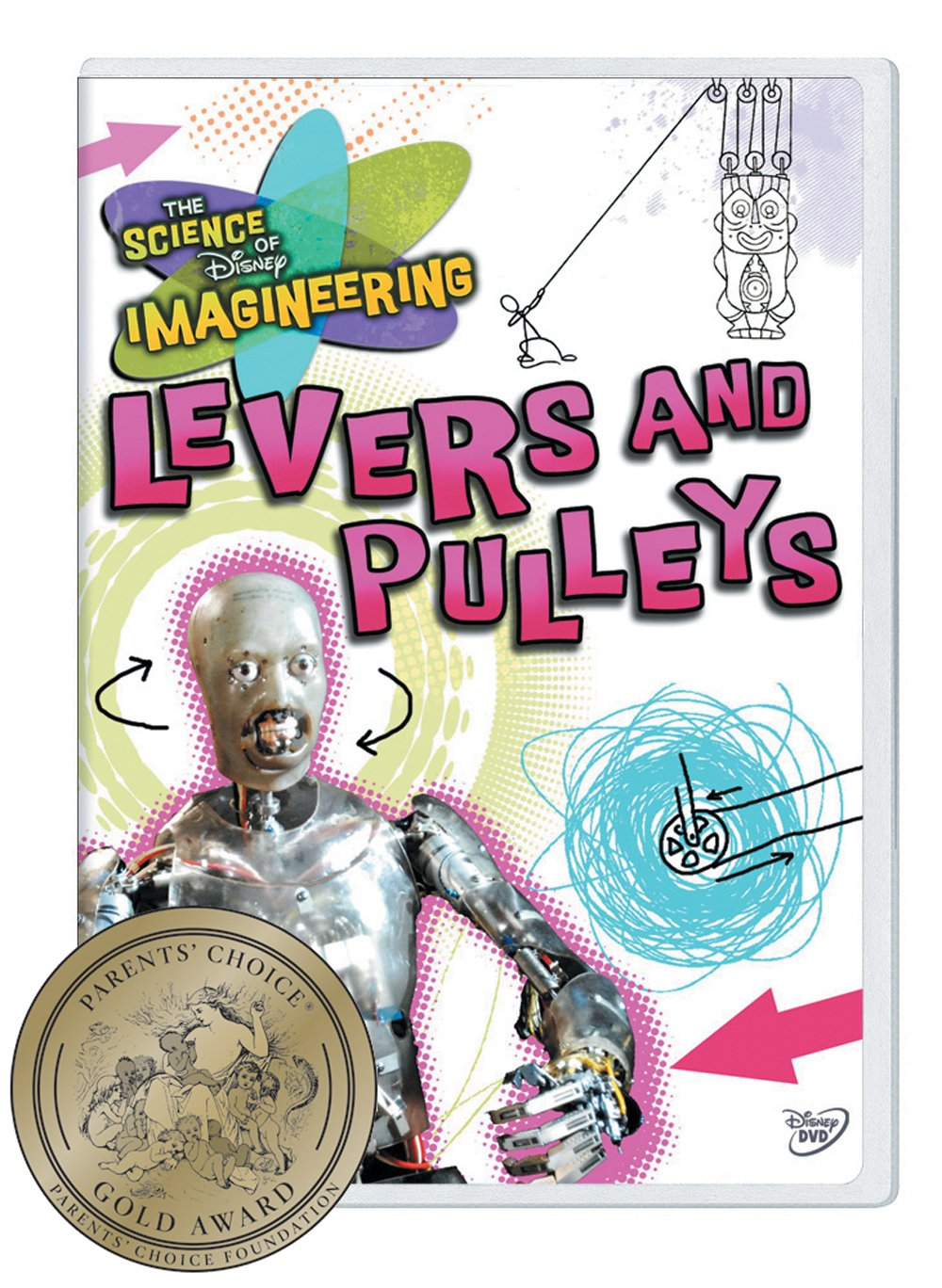 The Science of Disney Imagineering: Levers & Pulleys Classroom Edition [Interactive DVD] by Disney Educational Productions