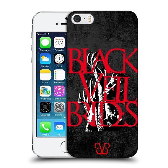 newest 667c1 e9df0 Amazon.com: Official Black Veil Brides Zombie Hands Band Art Hard ...