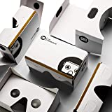 I Am Cardboard Five-Pack VR Box Set | The Best Google Cardboard Bulk Virtual Reality Viewer for iPhone and Android…