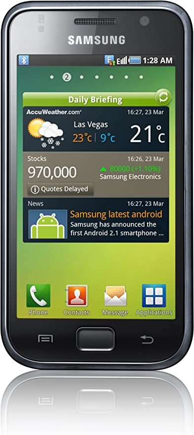 PLAY SAMSUNG GALAXY S POUR I9000 STORE TÉLÉCHARGER