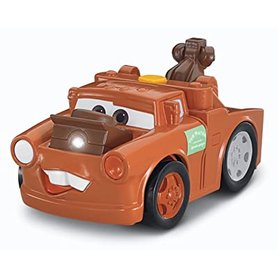 Disney/Pixar Cars 2 Lights Mater: Toys & Games