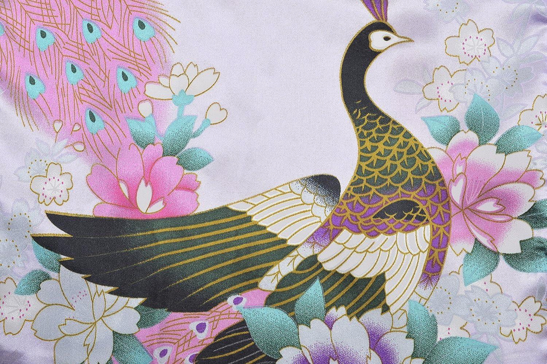 Vestaglia HonourSport Donna Floreale Kimono Maniche a 3//4
