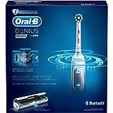 Oral-B Genius 9000N Spazzolino Elettrico Ricaricabile, Bianco
