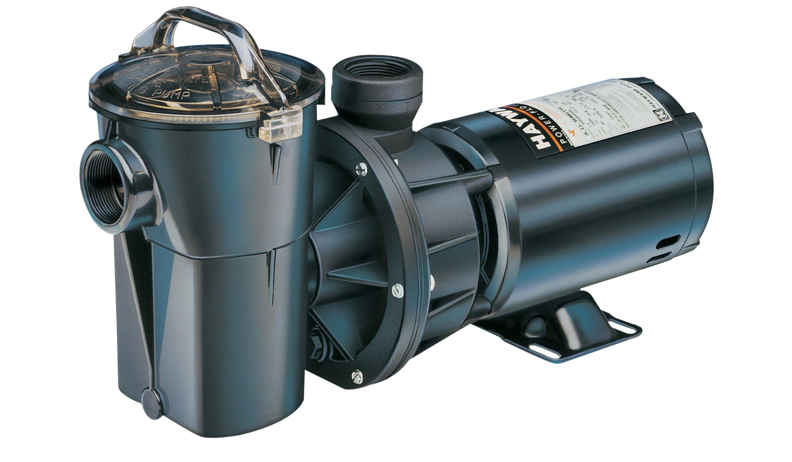 Hayward SP1540C PowerFlo 40 GPM Above-Ground Swimming Pool Pump