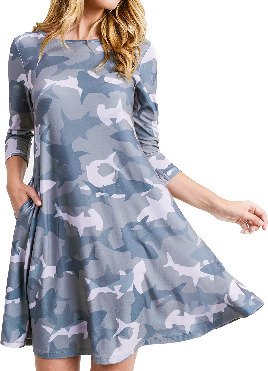 Top 10 Women's Shark Dress