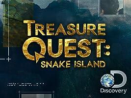 Treasure Quest Snake Island Season 1