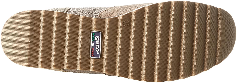 IGI&Co Damen Den Den Damen 11526 Sneaker Grau (Taupe 33) 9ad6bf