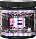 Finaflex Stimul8 Pre-Workout Powder, Watermelon, 6.5 Ounce