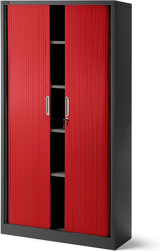 Armario persiana T001, armario universal para archivadores, para ...