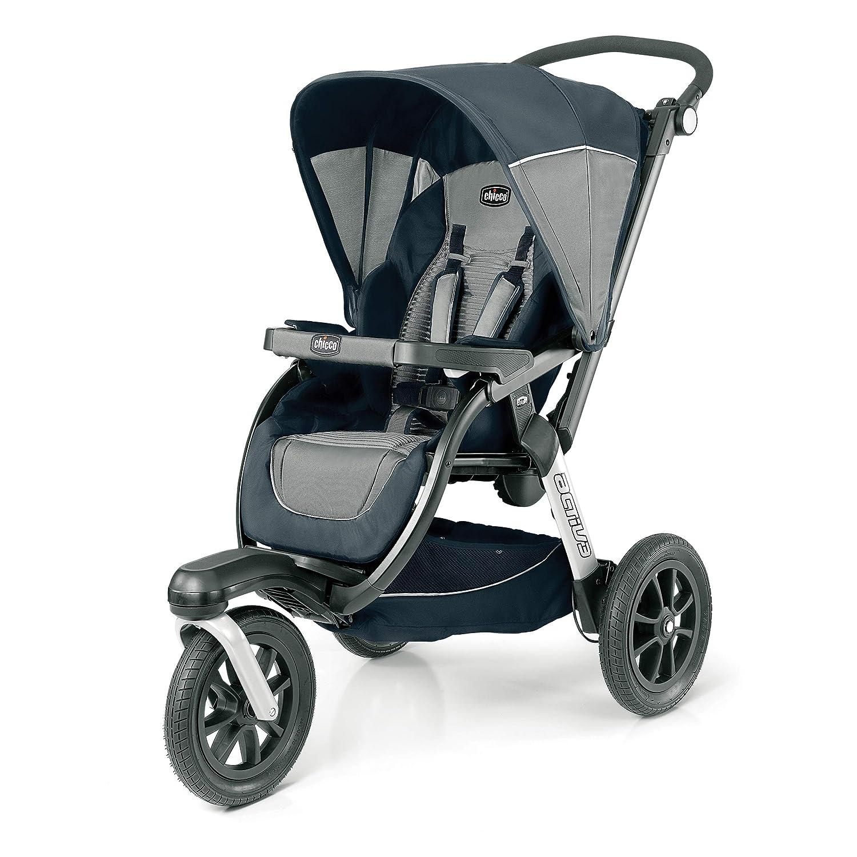 Chicco Activ3 Air Jogging Stroller - atmos, Grey