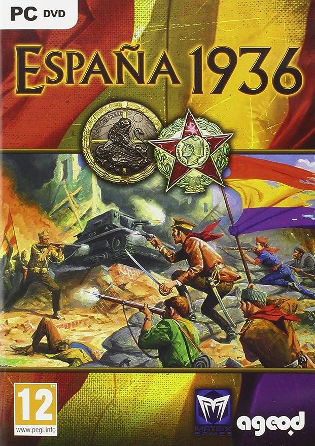 España 1936: Amazon.es: Videojuegos