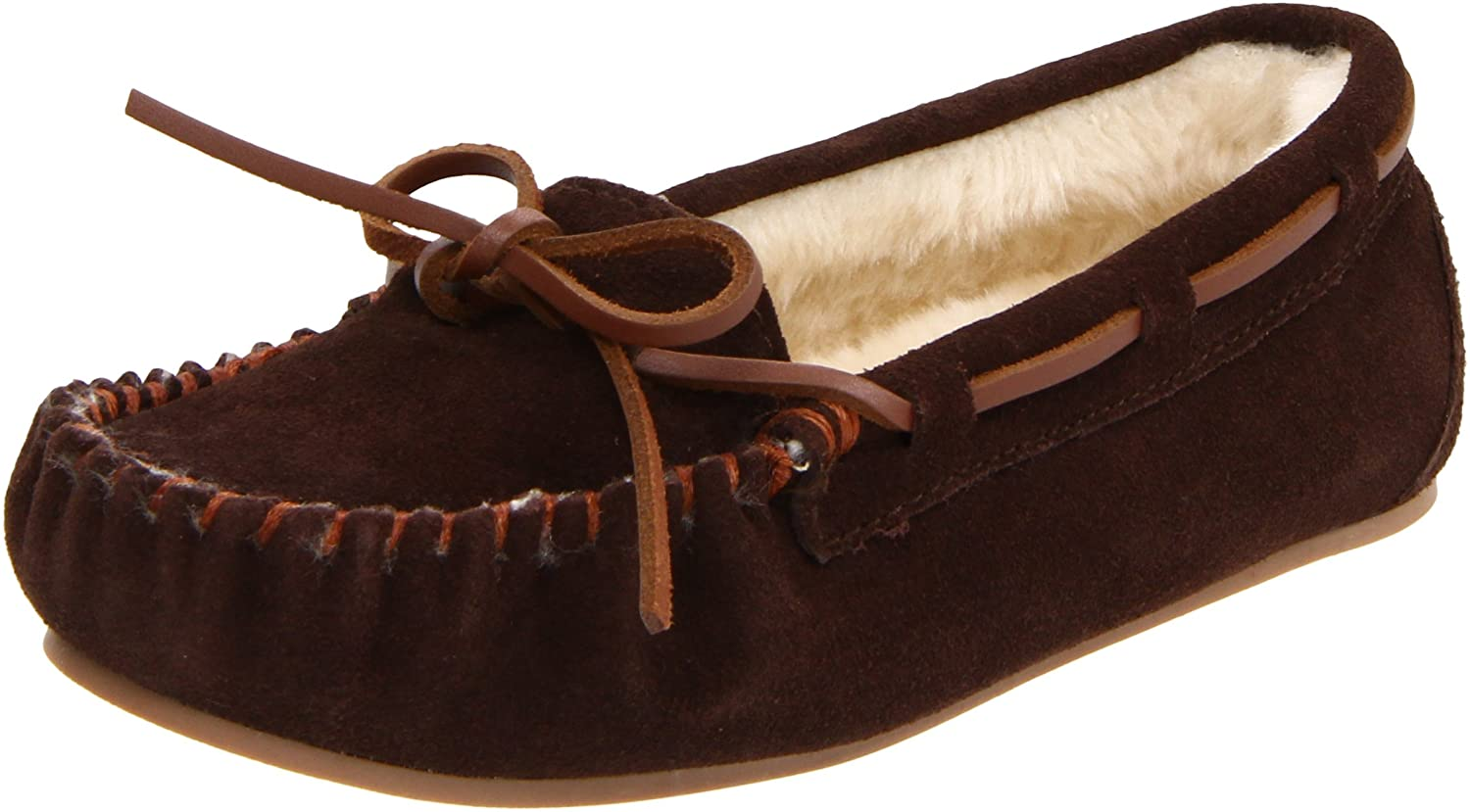 Tamarac by Slippers International Women's Low Molly Faux Slipper Blitz B004XWGIUC 12 W US|Chocolate