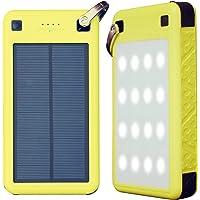 ZeroLemon SolarJuice 26800mAh Waterproof/ Shockproof Solar Battery Charger (Type-C/USB-C/QC 3.0 Charging)