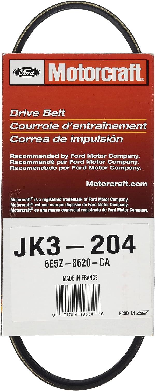 JK3211A OEM Motorcraft Serpentine Belt