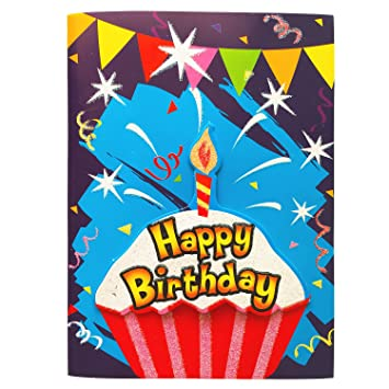 Amazon musical birthday card interactive sound birthday cards musical birthday card interactive sound birthday cards with pure music happy birthday to you bookmarktalkfo Gallery
