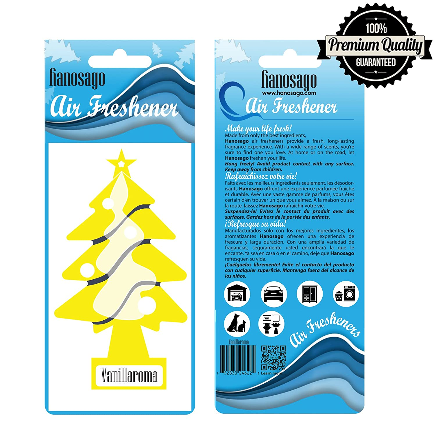 Amazon Automotive Air Freshener Car Freshener Tree House