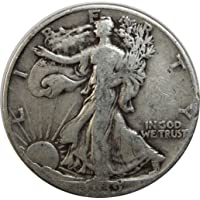 1939 P Walking Liberty Half Dollar 50c Average Circulated