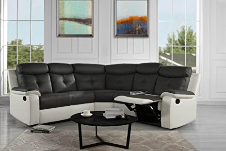Amazon.com: Large Classic and Traditional Bonded Leather ...
