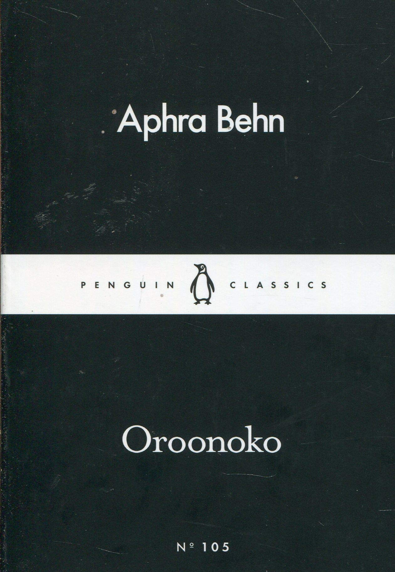 Oroonoko (Penguin Little Black Classics)