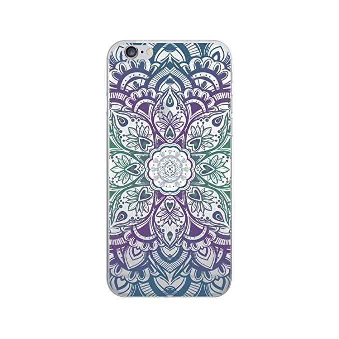 newest caf10 29b7d Amazon.com: OTM Essentials Mandala, Heart Cell Phone Case for iPhone ...