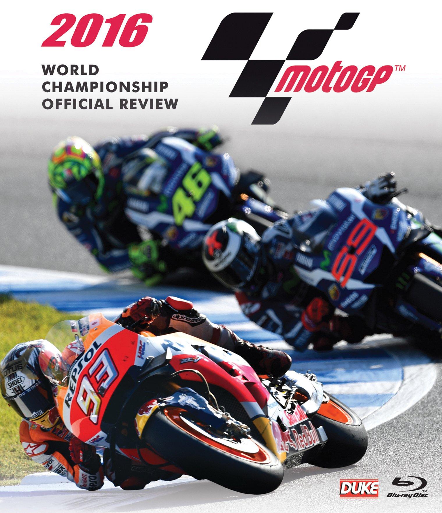 MotoGP 2016 Review [Blu-ray]