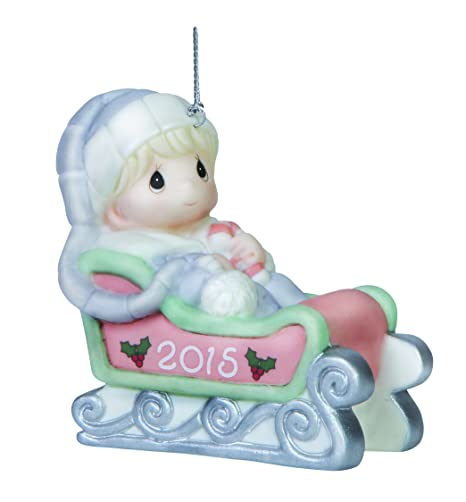 Amazon.com: Precious Moments Baby s First christmas-2015 ...
