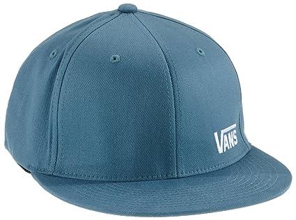 Vans VCFKMIN Splitz - Gorra para hombre azul marine Talla:SM