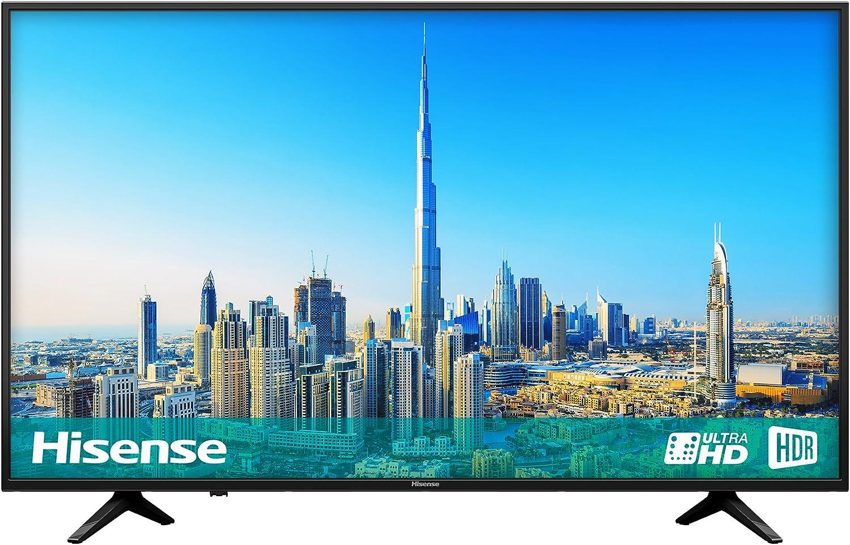 Hisense 55-h 4k Ultra HD Smart TV - Negro: Amazon.es: Electrónica
