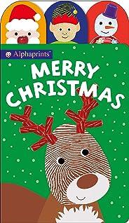 Alphaprints: Merry Christmas