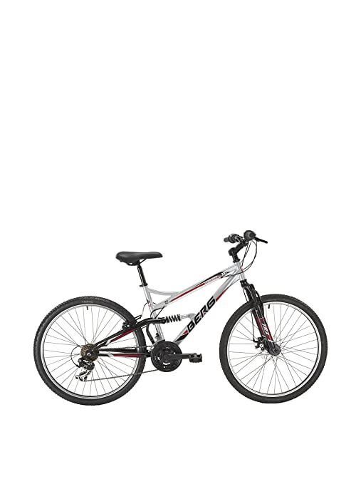 Berg Bikes Bicicleta Montaña Gris L: Amazon.es: Deportes y aire libre