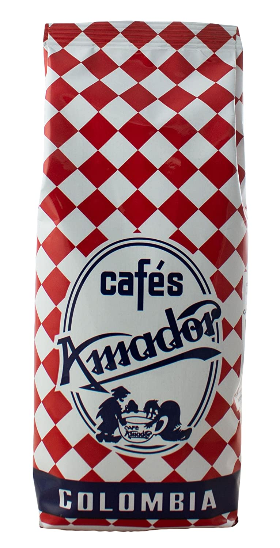 Cafés AMADOR - Café en GRANO Natural Arábica - BRASIL CERRADO ...