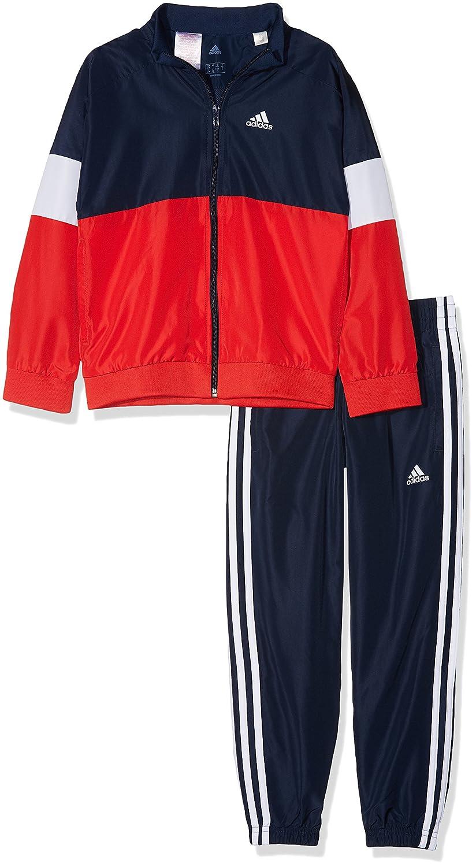 adidas Kinder Woven Trainingsanzug
