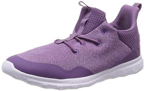 f87c5a37958 Hummel Unisex-Erwachsene ACTUS Trainer Sneaker Violett (Grape Shake 8382)  43 EU