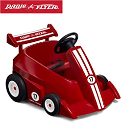 Radio Flyer Grow with Me Racer Children's Powered Ride Ons