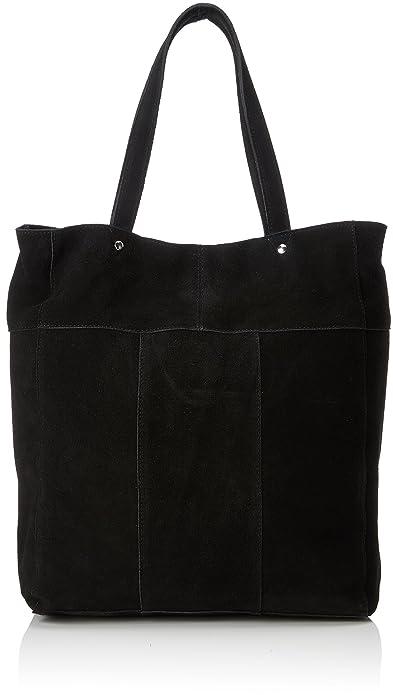 17086550, Womens Bag, Schwarz (Black), 10x14x30 cm (B x H T) Pieces