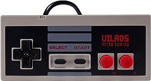 Vilros Retro Gaming Classic NES Style USB Gamepad