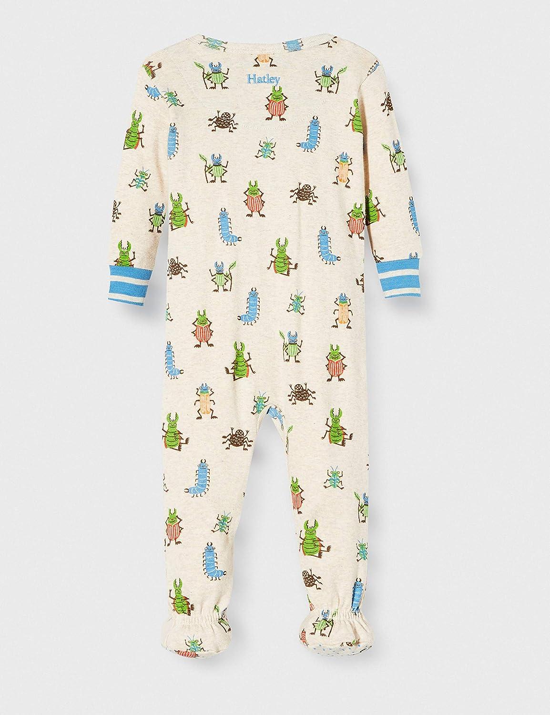 Hatley Organic Cotton Sleepsuits Pelele para Dormir para Beb/és