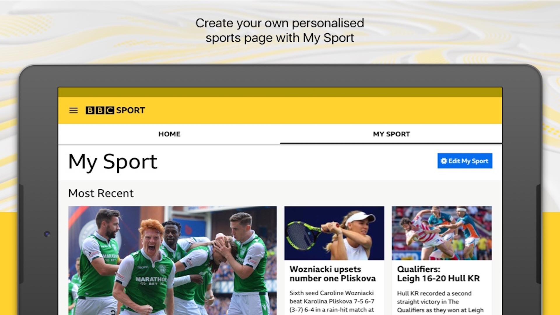 BBC Sport: Amazon.es: Appstore para Android