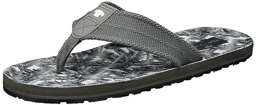 Tom Tailor 2781401 Infradito Uomo Grigio Grey 00011 41 EU Scarpe