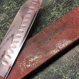 Amazon.com: Flexcut, (PW14), afilador de cuchillos de 8x2 ...