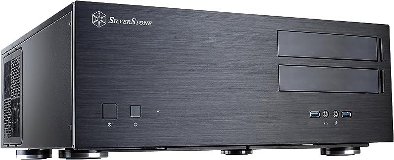 SilverStone Technology SST-GD08B-USA Home Theater Computer Case